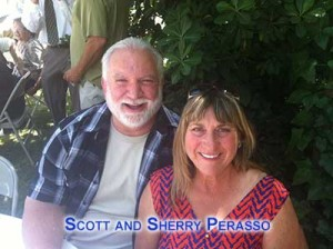 Scott and Sherry Perasso