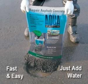 AquaPatchBag