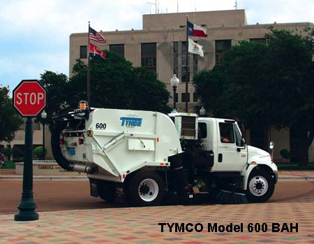 Moving Up To Municipal Sweeping